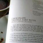 Recipe of Chcolate Truffle Tart