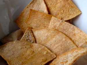 Baked Tortilla & Pita Chips